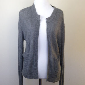 Free People Mohair/Wool Blend Cardigan s/p